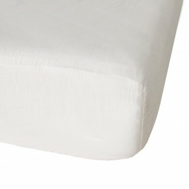 350 Thread Count 100% Cotton Fitted Sheet by DMA Elements